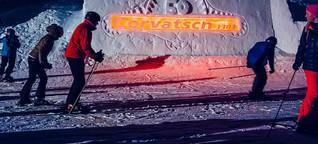 """Nachtskifahren in St. Moritz: """"First Line"""" für Langschläfer"""