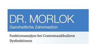 Funktionsanalyse bei Craniomandibulären Dysfunktionen