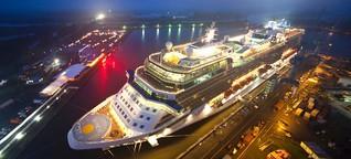 Papenburger Kreuzfahrt-Werft: Wo alles Meyer ist