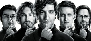 Review Silicon Valley 1x01: Minimum Viable Product