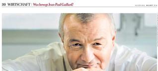 Was bewegt … Jean-Paul Gaillard?