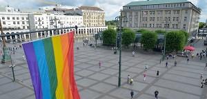 Christopher Street Day: Eintreten für Toleranz und Gleichberechtigung | Mittendrin | Das Nachrichtenmagazin für Hamburg-Mitte