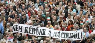 Mehr brauner Spuk: NPD-Mann huldigte in Ungarn der SS - Nachrichten aus Brandenburg und Berlin