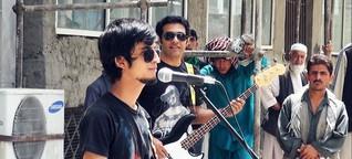 Pop in Afghanistan: Kabul lernt rocken