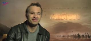Der Medicus - Interviews mit Tom Payne, Olivier Martinez & Stellan Skarsgard