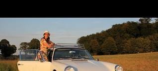 Teil die Maschine - Folge 1: Anne Schüßler im Porsche 2.0 Coupé von 1965