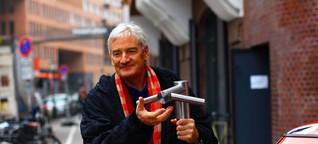 """Brite James Dyson: """"Man kann alles neu erfinden"""""""
