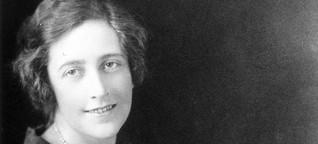 Studenten von früher: Agatha Christie, die schreibende Chemikerin
