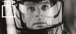 Die Top 7 der Weltraumkoller-Filme
