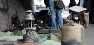 Brand unter Kennedybrücke: Schutzlos in Hamburg | Mittendrin | Das Nachrichtenmagazin für Hamburg-Mitte
