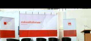 Podiumsdiskussion in den Deichtorhallen: Zukunftsforum der SPD / Kreativpakt Hamburg