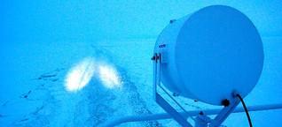 Ostsee-Frachtschiffreise: Eiszeit an Bord