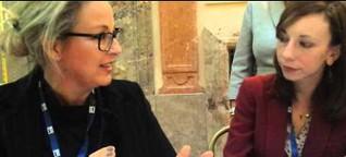 """Wie bewerbe ich mich richtig? Euke Frank, Chefredakteurin """"Woman"""", gibt Tipps"""