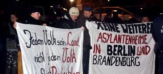 Zepernick: Erneuter NPD-Aufmarsch gegen Asylbewerberheim - Nachrichten aus Brandenburg und Berlin