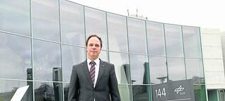 """Galileo: """"Doppelherz"""" schlägt in Oberpfaffenhofen"""