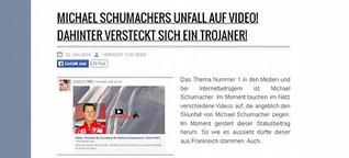 Virenangriff mit Fake-Videos