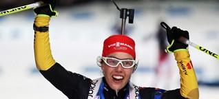 Laura Dahlmeier und Biathlon: Einfach nur Laura sein