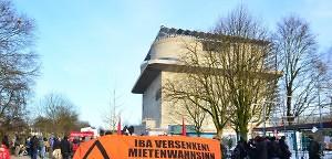 IBA Eröffnungswochenende von Protesten begleitet | Mittendrin | Das Nachrichtenmagazin für Hamburg-Mitte