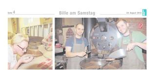 Kaffeegenuss und preußische Schnüffler