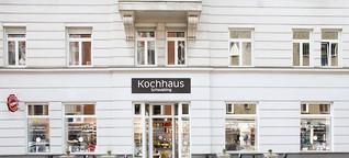 Neu in München: das Kochhaus