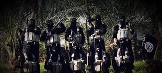 Kräftemessen der Jihadisten in Nahost