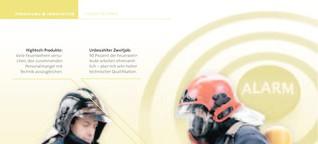 Feuerwehr: High-tech für den Fall der Fälle