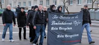 Braune Umtriebe in Brandenburg: Neonazis wollen wieder aufmarschieren