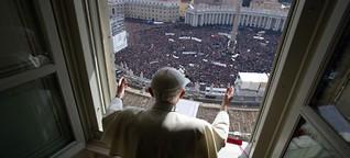 Papst, Konklave, Vatikan, Kirche