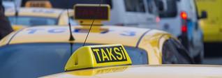 Die Teufelskerle vom Bosporus - Taxi fahren in Istanbul