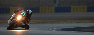 Motorrad-Langstrecken-WM in Le Mans : 3500 Kilometer Vollgas - SPIEGEL ONLINE