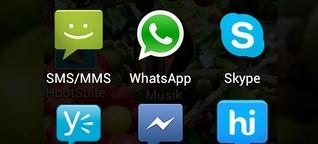 WhatsApp-Alternativen - Ein Blick über den Tellerrand