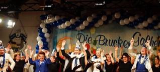 Brucker Gaßhenker luden zur Narrendämmerung ein - Bilderstrecke - nordbayern.de