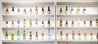 Belgisches Bier statt deutschem Reinheitsgebot
