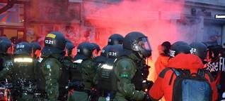 Rote Flora, Essohäuser und Bleiberecht: Augenzeugenbericht zu Auseinandersetzungen in Hamburg