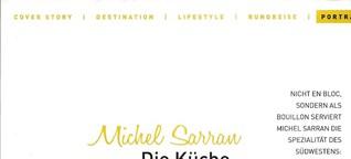 Michel Sarran: Die Küche rockt