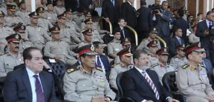 """""""Strukturell ist Ägypten ein Militärstaat"""""""