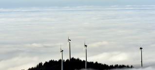Erdgas aus Wind