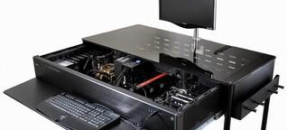 HW-News #138: PC-Schreibtische, Intel Broadwell, AMD FX - News | GamersGlobal