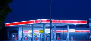 [Vortrag] Tank Apps: Mehr Transparenz an der Tankstelle