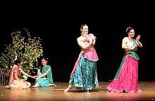 Indisches Tanztheater im Kolosseum