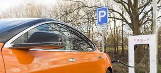 Verkehr - Wie Deutschland bei der Elektromobilität aufholen will