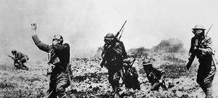 Erster Weltkrieg: So veränderte er die Welt