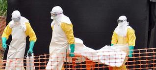 Fragen und Antworten zur Ebola-Epidemie