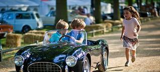 Wer liebt schon alte Autos
