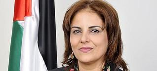 """Palästinas Botschafterin: """"Das Kernproblem ist die Besatzung"""""""