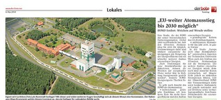 Halveraner hilft bei Suche nach Atommüll-Endlager