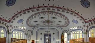 Zentralmoschee in der Nordstadt: Deutschlands erstes muslimisches Gebetshaus wird optisch aufgewertet