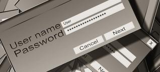 "Studie: Jedes dritte Passwort lautet ""Password1"""