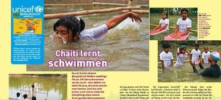 Geolino: Chaiti lernt schwimmen