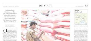 Reis für Dhaka